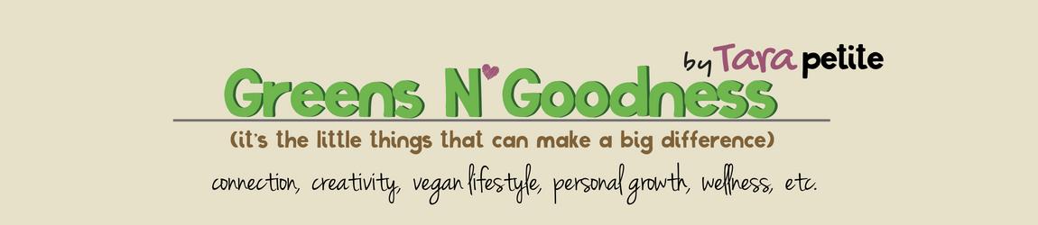 Greens N Goodness by Tara Petite