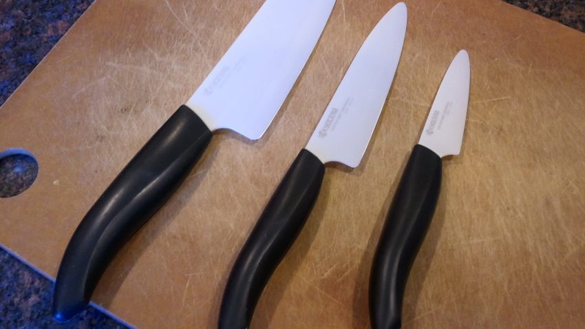 Kyocera Ceramic Knives
