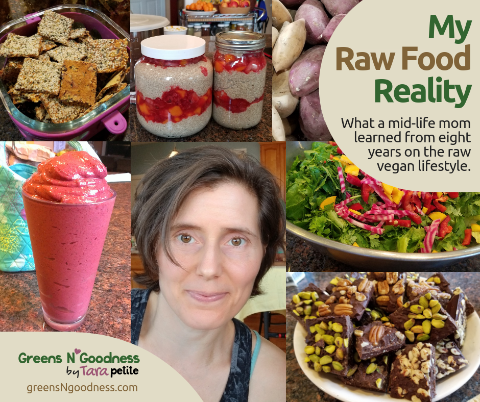 My Raw Food Reality 2018